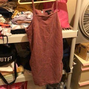 Courduroy dress